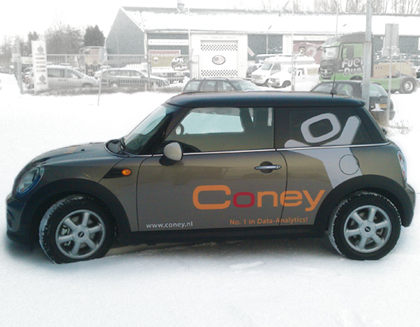 Coney Mini Zijkant