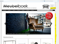 Meubelboek Website Design